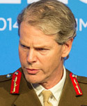 General Sir Adrian Bradshaw KCB 0BE